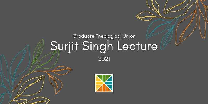 2021 Surjit Singh Lecture | Navigating Topographies of Belonging and Difference: Contemporary Shared Sacred Sites in the Mediterranean